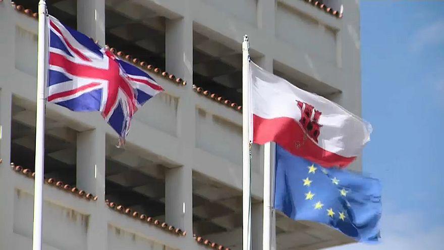 El texto pactado sobre el Brexit no menciona la cuestión de Gibraltar