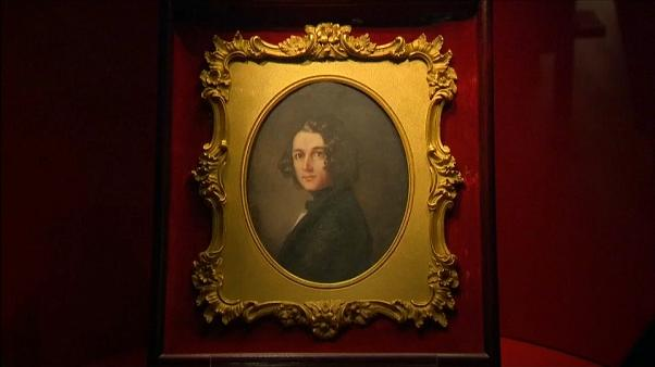 Long-lost Charles Dickens portrait back on show in London