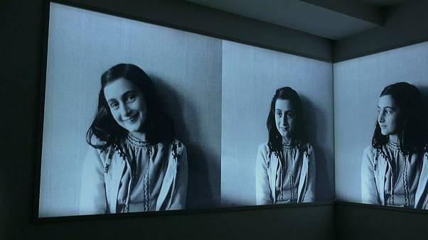 Ужасы войны глазами ребёнка: обновлённая экспозиция в Доме-музее Анны Франк