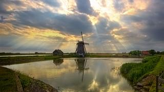 Climate change helping to sink parts of the Netherlands quicker than expected, say experts