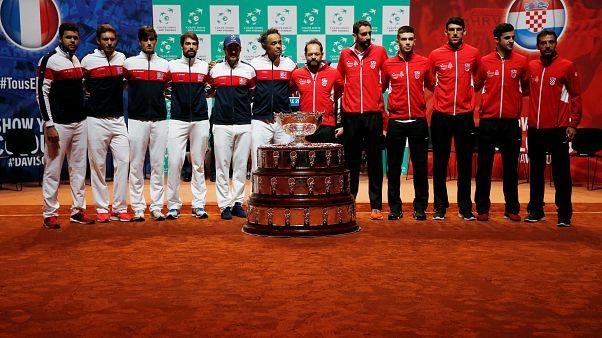 Coupe Davis : à la conquête du Saladier d'Argent