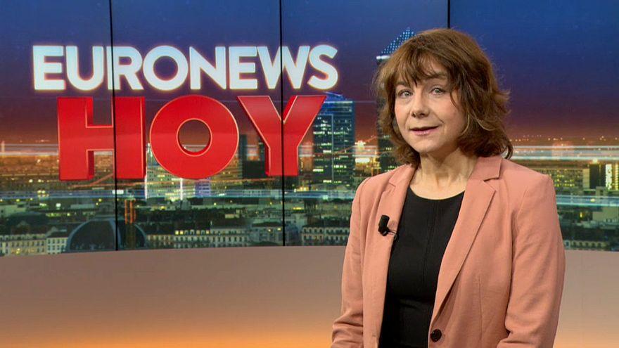 Euronews Hoy 22 de Noviembre