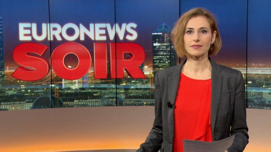 Euronews Soir : l'actualité de ce 22 novembre