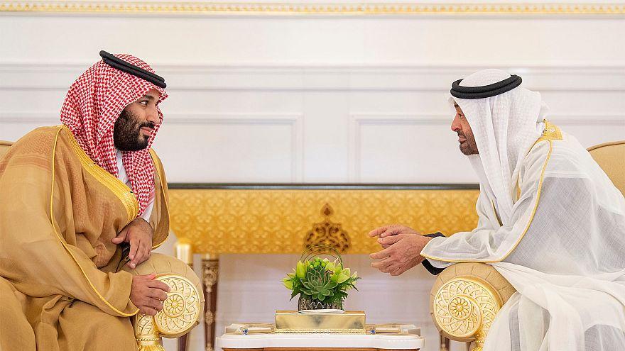 منذ مقتل خاشقجي.. محمد بن سلمان يستهل من أبو ظبي جولته الخارجية الأولى