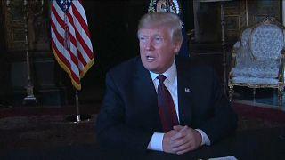 شاهد: الرئيس الأمريكي يعتبر أنه لولا السعودية لكانت إسرائيل في ورطة كبيرة