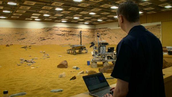 Neuer Mars-Rover soll 2020 zum roten Planeten starten