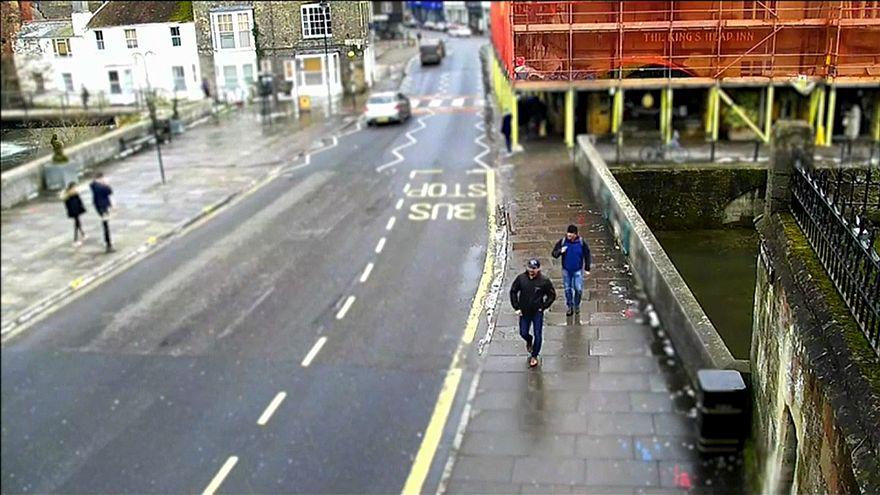 Affaire Skripal : de nouvelles images des suspects diffusés