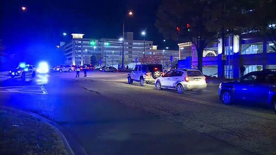 1 Toter und 2 Verletzte bei Schießerei in Einkaufsmall