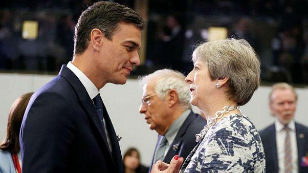 شمارش معکوس برای دوئل اسپانیا و بریتانیا؛ برکسیت متوقف میشود؟