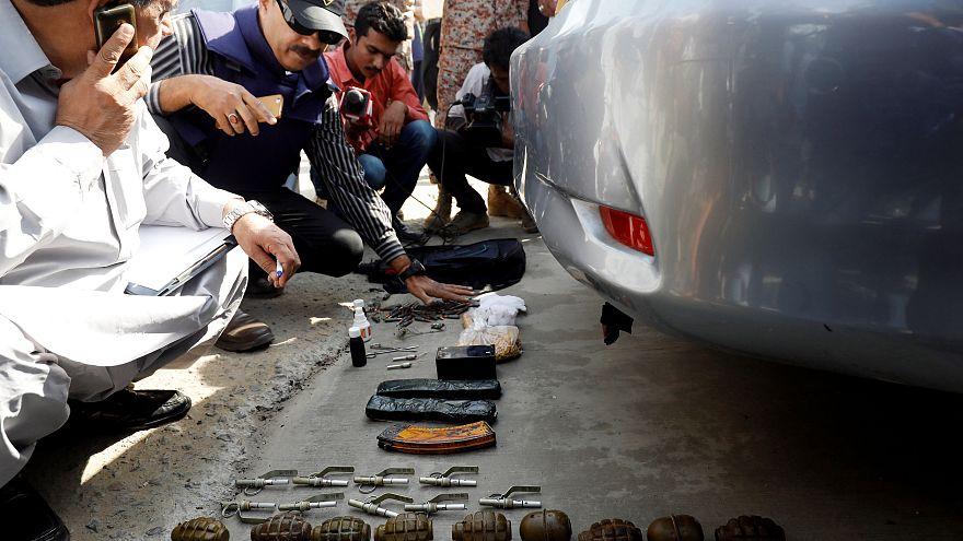 Ataque en un bazar y en un consulado chino en Pakistán