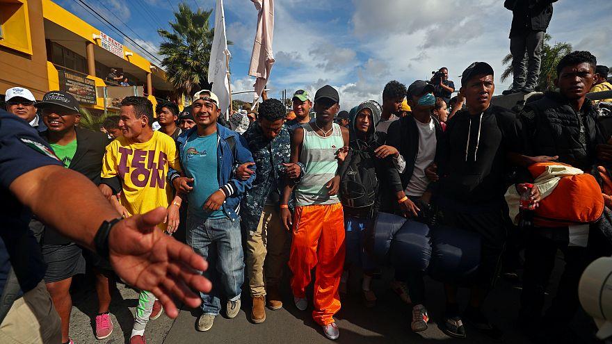 Tijuana, una olla a presión para los migrantes centroamericanos