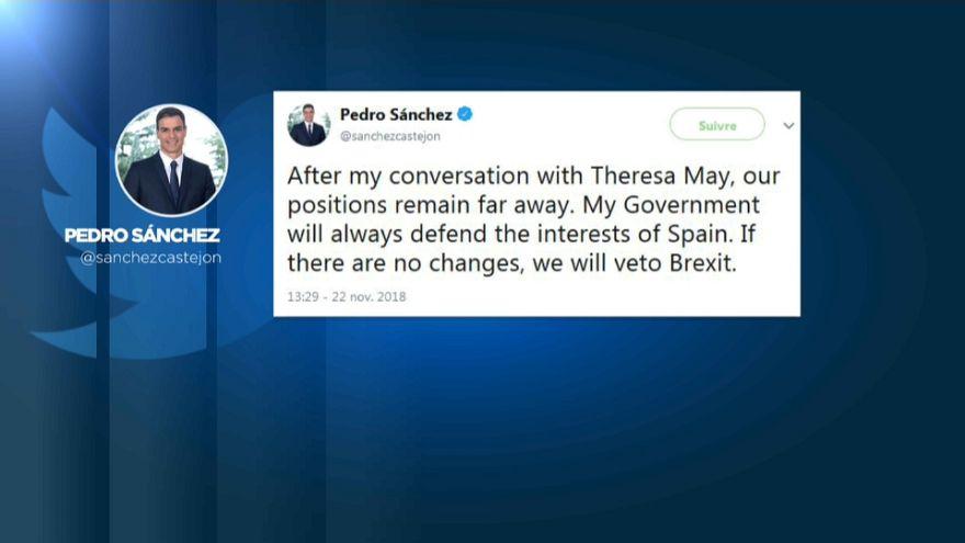 Brexit: Sánchez minaccia il veto su Gibilterra