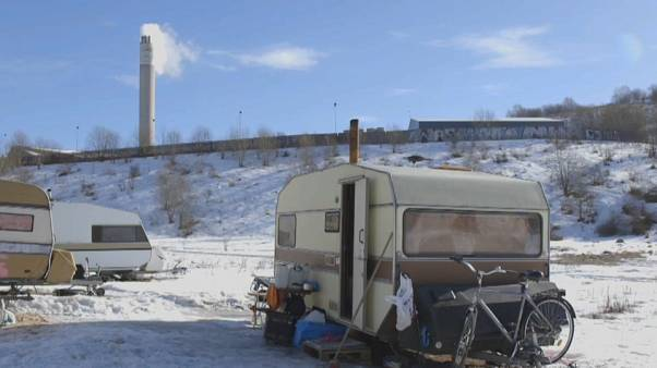 Amnesty International: Homeless Roma and other EU migrants live in dangerous conditions in Sweden