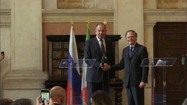 MED 2018, Lavrov attacca la NATO sulla Libia