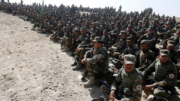 Afganistan'da camiye bombalı saldırı: En az 26 ölü