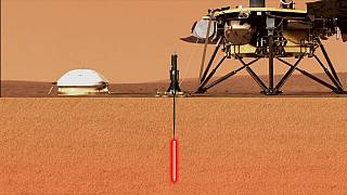 NASA's Mars mission hopes to find what's inside the red planet