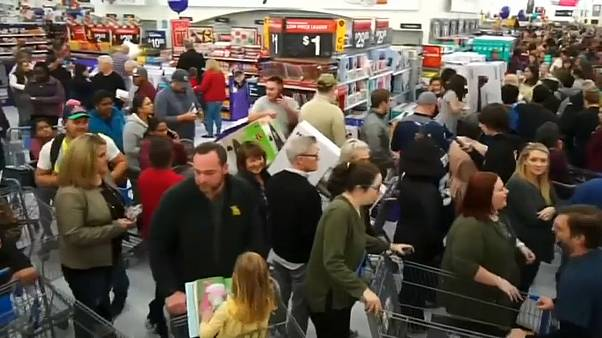 Black Friday: Kaufen, kaufen, kaufen