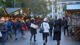 Wiener Christkindlmarkt: Millionenumsatz erwartet