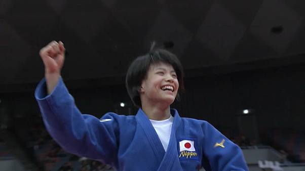 Grand Slam d'Osaka : le Japon reçu 4/4