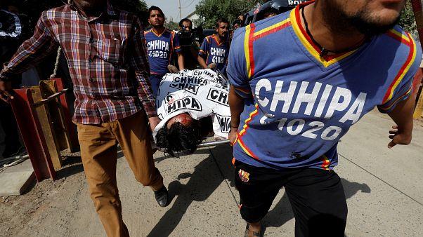 Separatistas paquistaneses atacam consulado da China em jornada sangrenta