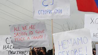 Kleinkrieg auf dem Balkan