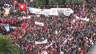 Tunisia: sciopero generale contro la politica di austerità imposta dal FMI