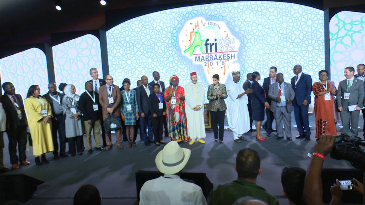 Morocco: 7,000 participants at 8th Africities Summit