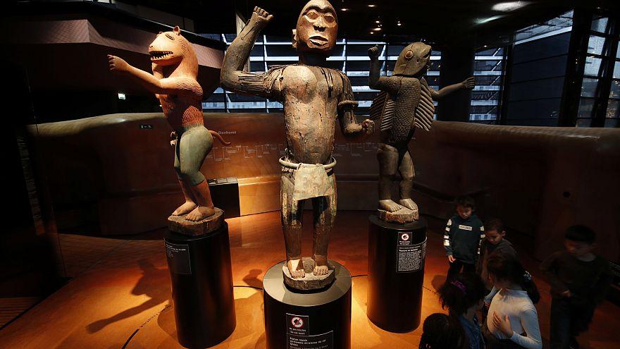 França pode devolver milhares de peças históricas a África