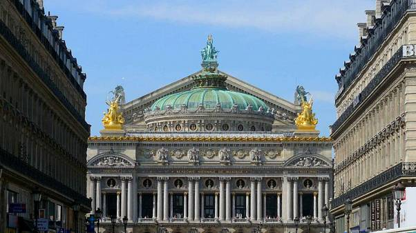 Όπερα Παρισιού: Η μεγάλη σχολή των τεχνών