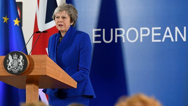 """May nach Brexit-Gipfel: """"Die besten Tage liegen noch vor uns"""""""