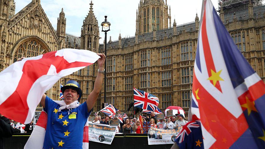 Brexit : négociations cruciales avant le sommet Européen