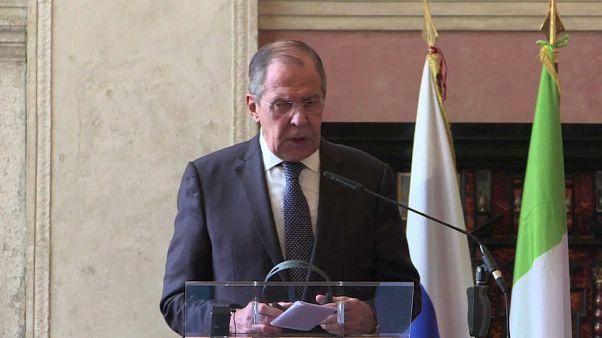 Lavrov: BM Suriye temsilcisine baskı yaparak Astana sürecini sabote etmek istiyorlar