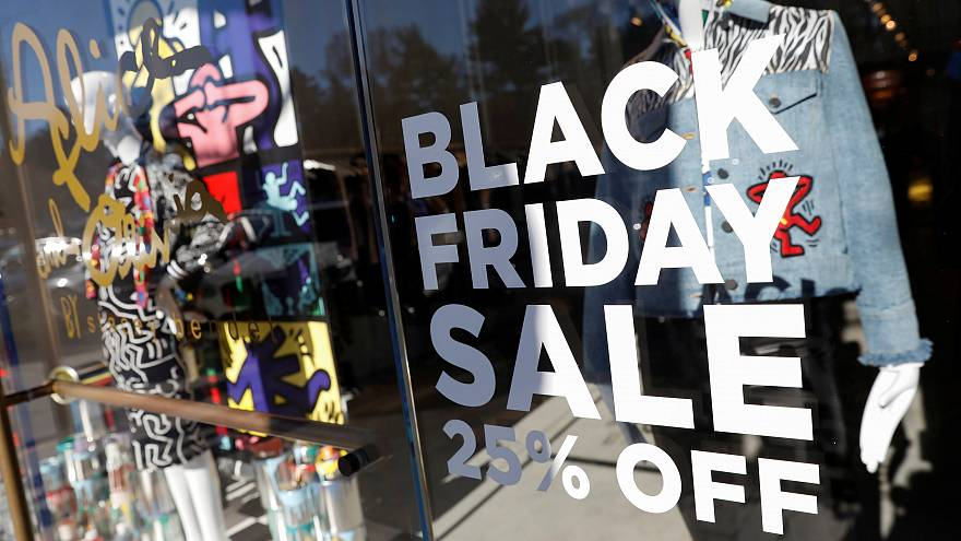 Black Friday: Where are Europe's most-committed shoppers?