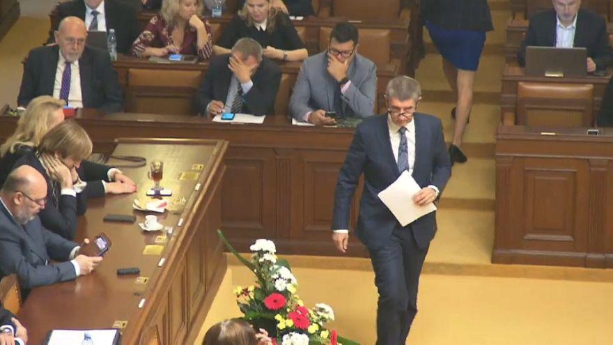 Misstrauensvotum in Tschechien gescheitert