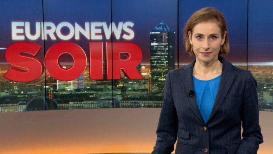 Euronews Soir : l'actualité de ce 23 novembre
