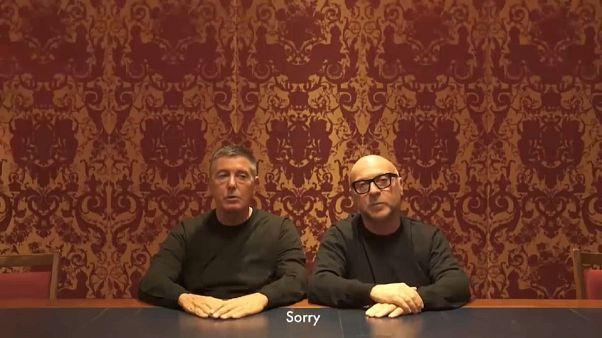 Moda: Dolce e Gabbana chiedono scusa alla Cina