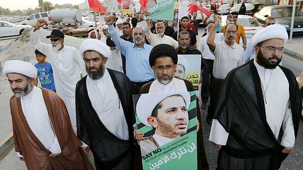مخالفان در بحرین