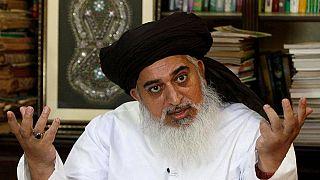 خادم حسین رضوی رهبر حزب تحریک (جنبش) لبیک