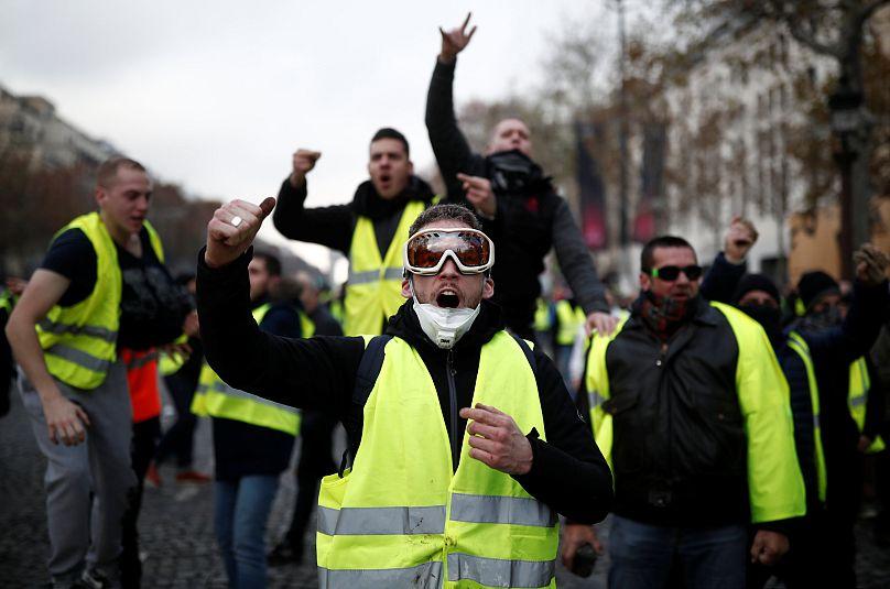 REUTERS/Benoit Tessie