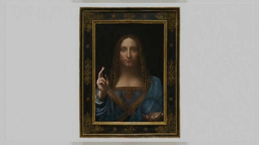 Suudi Veliaht Prens Salman'ın rekor fiyat aldığı 'Erkek Mona Lisa' tablosu kayıp