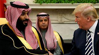 Başkan Trump'ın Suudilerle mali çıkar ilişkisi için soruşturma açılıyor