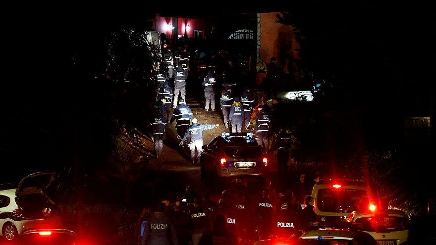 Police seize 1.5 billion euros of assets from Italian mafia