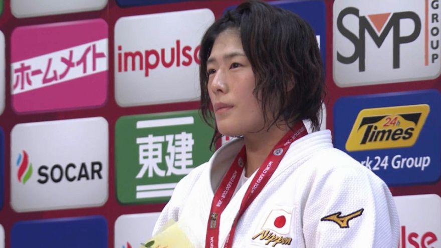 Erstes Gold für Nicht-Japaner beim Osaka Grand Slam
