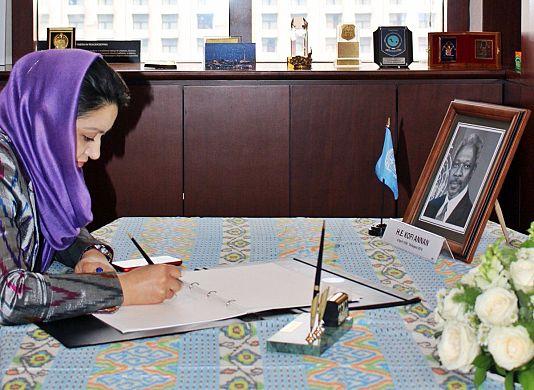 Afghan Embassy JKT