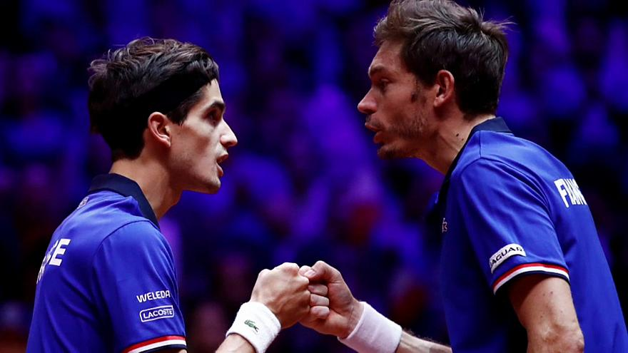 France's Davis Cup final hopes still alive - but Croatia set to win
