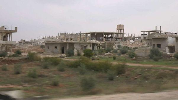 مقتل 9 في قصف على إدلب.. وإصابة 50 في قصف على حلب