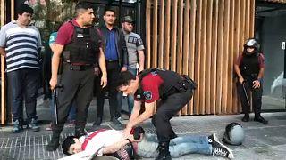 Αργεντινή: Χάος πριν από τον τελικό του Κόπα Λιμπερταδόρες