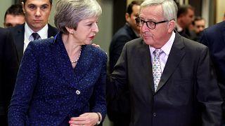 Elfogadták a brexit-megállapodást Brüsszelben