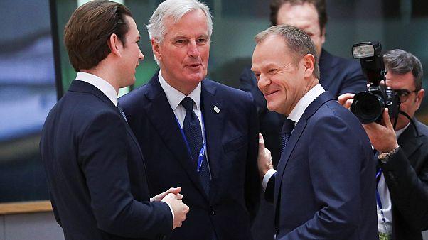 """القادة الأوروبيون يصادقون رسميا على اتفاق """"بريكست"""""""