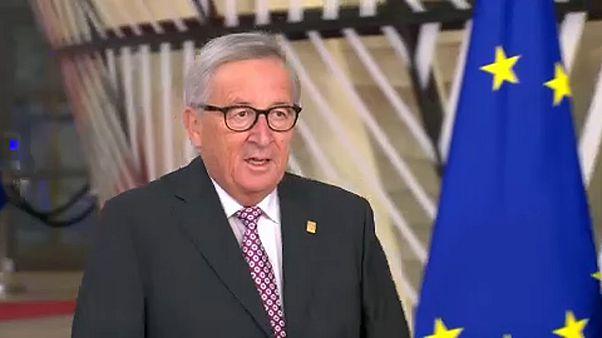 Γιούνκερ: Ημέρα θλίψης η αποχώρηση ενός κράτους από την Ε.Ε.